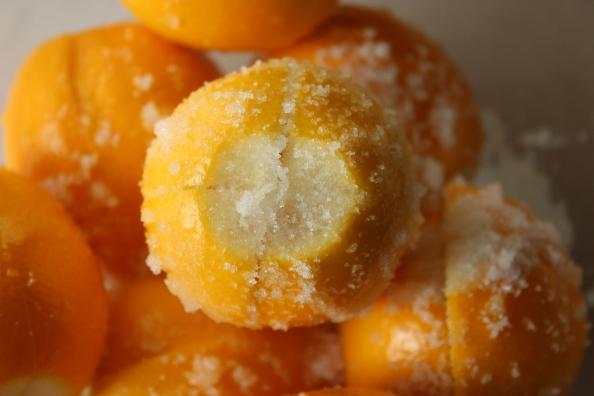 salted lemon