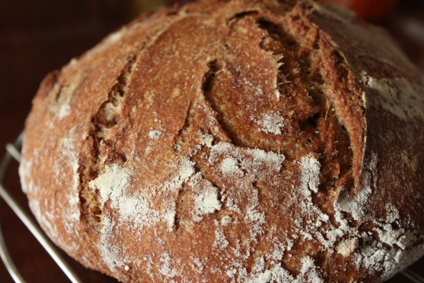Ceci n'est pas une miche de pain (This is not a loaf of bread)